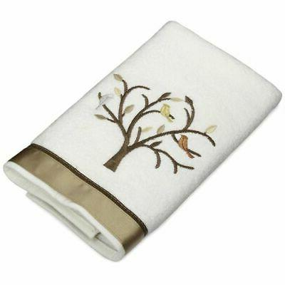 friendly gathering hand towel