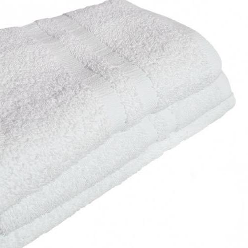 ghp solid white cotton single