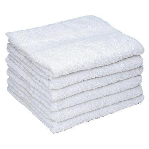 ghp washable cotton blend white