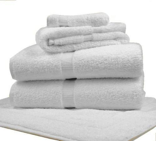 ghp white hand towels