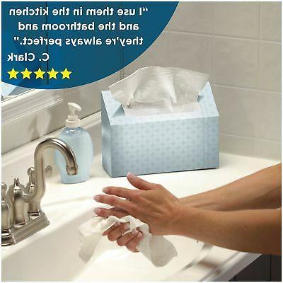 Kleenex Hand Towels Everyday, 60 Hand Towels per Box, Pack