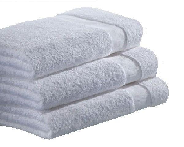 hand towels-ga brand-16x27 inches-white- lbs cotton