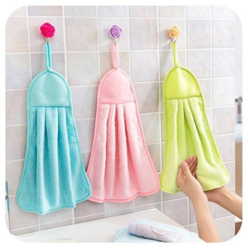 hand towels fleece microfiber quick