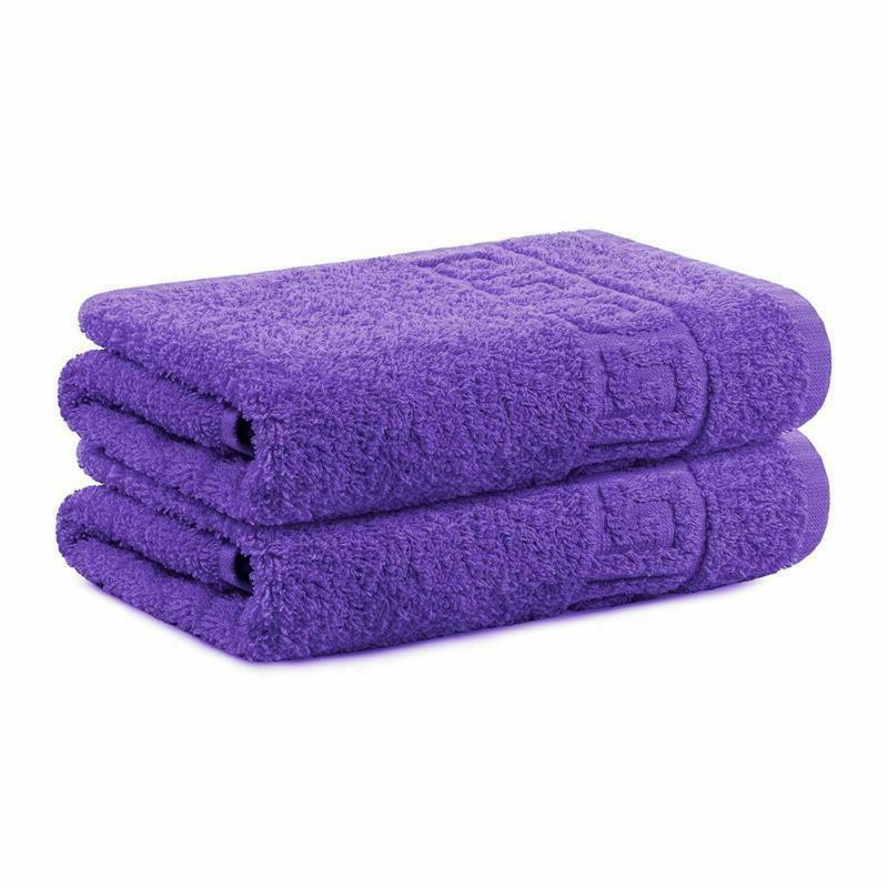 Hand Towels for Bathroom - 100% Cotton - Soft/Luxury - Perfe