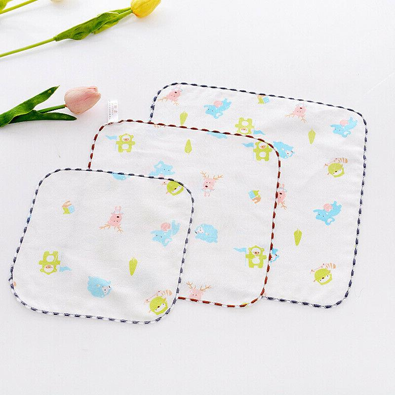 Hot Sale Towels Cotton Bibs Daily Gauze