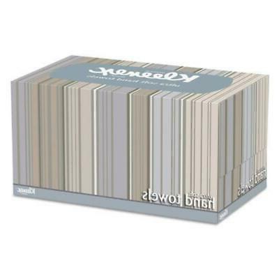 Kimberly Clark 11268 Kleenex Hand Towels Premium Ultra Soft,