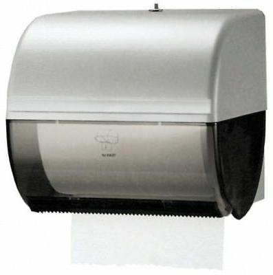 kimberly clark professional hands free plastic roll