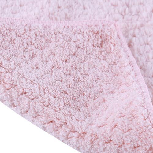 Coral Fleece Microfiber Towels For