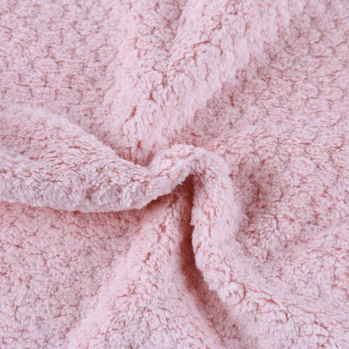 Coral Fleece Microfiber Towels For Kitchen
