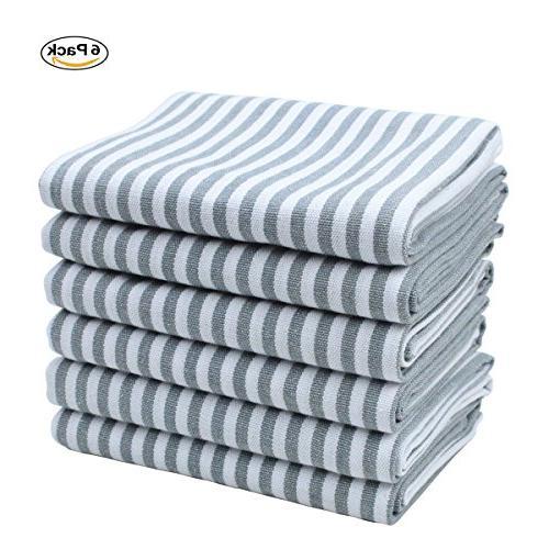 kitchen towels set cotton