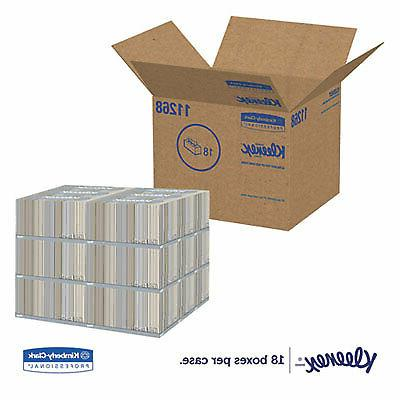 Kleenex 11268 Ultra Soft Hand 18 Boxes