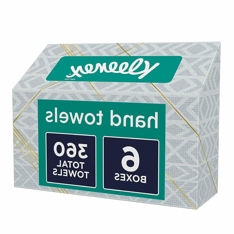 kleenex hand towels disposable hand paper towels