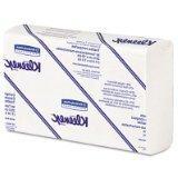 KLEENEX SLIMFOLD Hand Towels, White, 90/Pack, 24 Packs/Carto