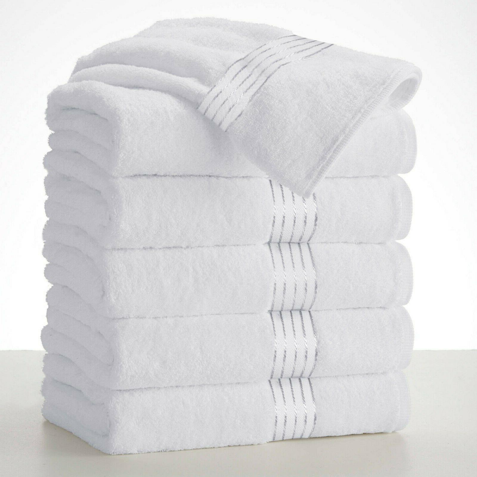 """Large Packs Sets Sheets 100% Cotton 27""""x58"""" Absorbent"""