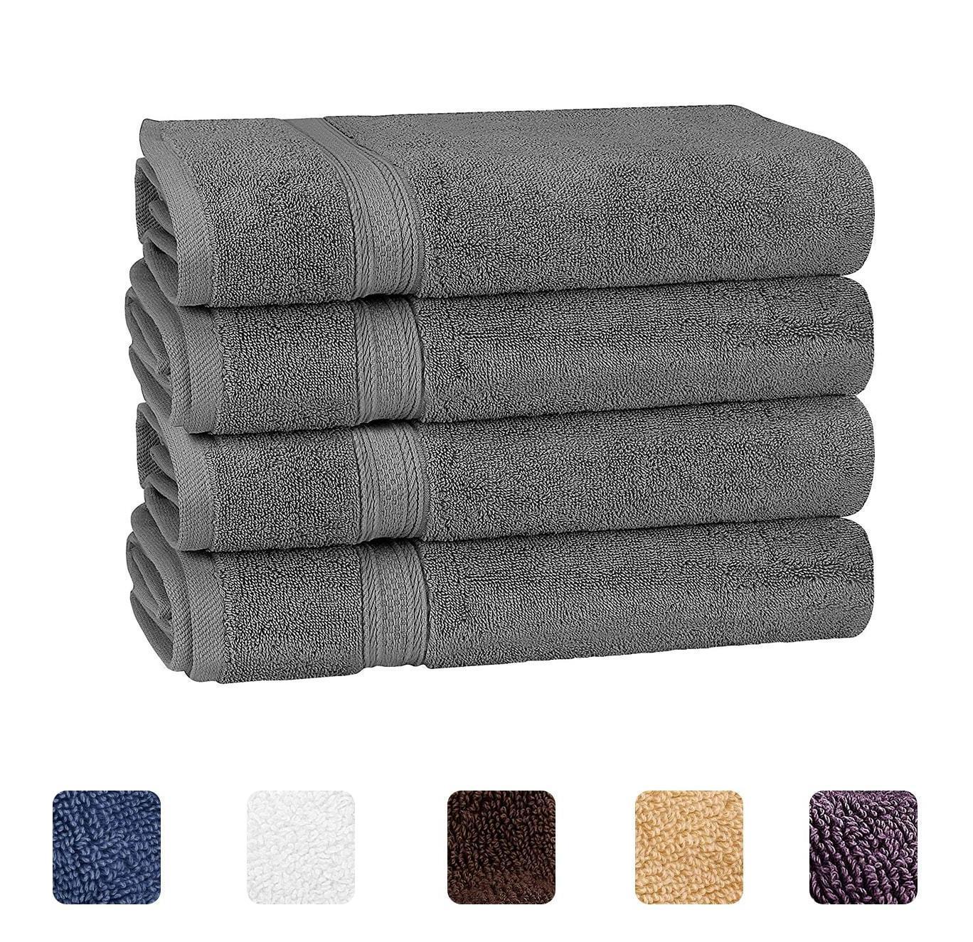 6 Premium Hand 700 Cotton 16 Inches