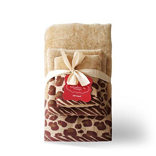 USTIDE Bath Towels Cotton Towels Super Soft Water Towels Sets