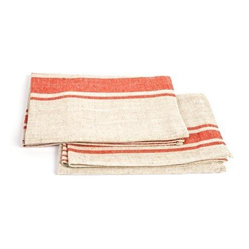 linen provence hand guest towels