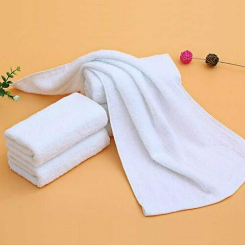 "LOT PACK HAND TOWELS 13X30 "" 100% COTTON GYM SPA HOTEL"