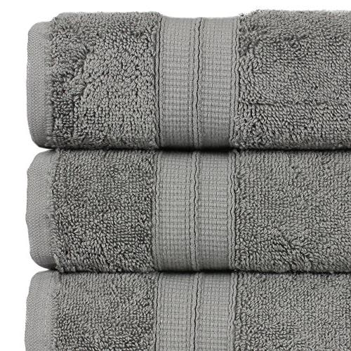 Luxury Premium 6-Piece 20/2, 2 Ring-Spun Cotton Yarn the luxe-factor,