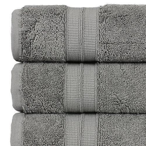 Luxury Premium 6-Piece 20/2, 2 Ring-Spun Cotton Yarn the luxe-factor,