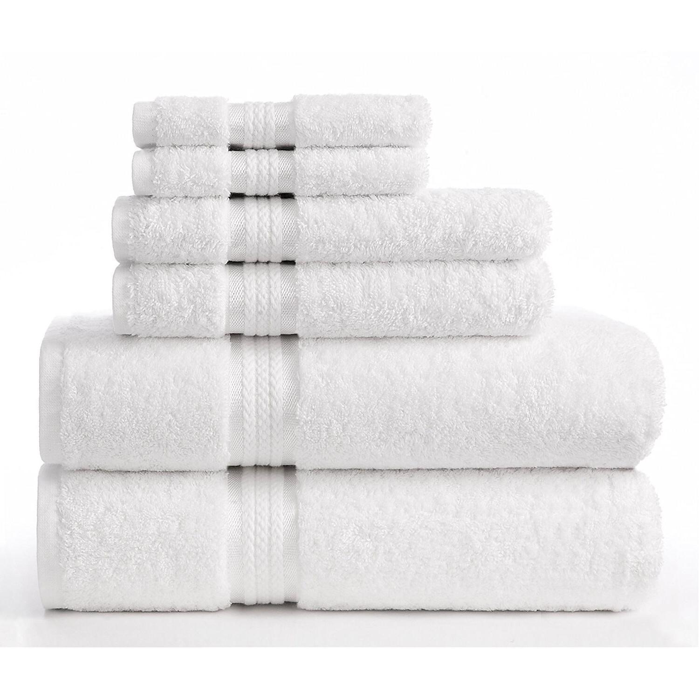 Luxury Cotton Washcloth Cloth Soft of