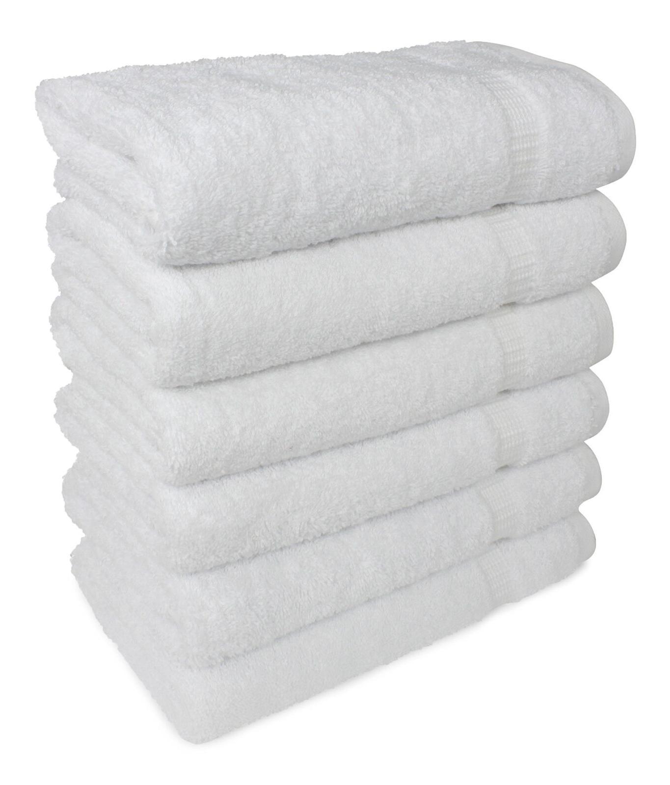 Spa Turkish Cotton 6-Piece Eco-Friendly Hand