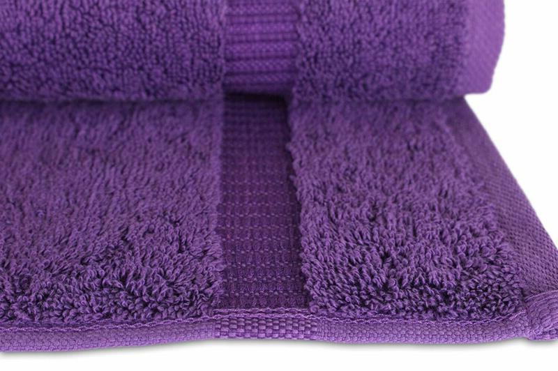 SALBAKOS Spa Turkish Cotton Hand Towel Set