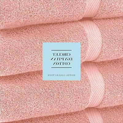 Luxury Pink Hand - Absorbent Hotel towel