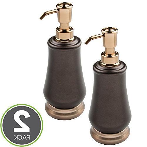 mdesign liquid soap dispenser pump