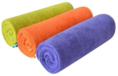 microfiber absorbent fast drying gym