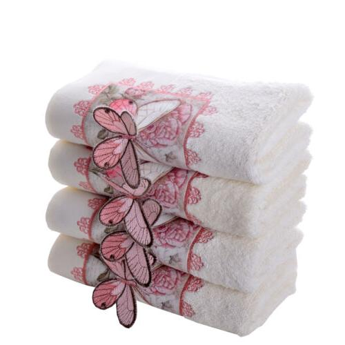 MINTEKS Butterfly Hand Face Cotton,