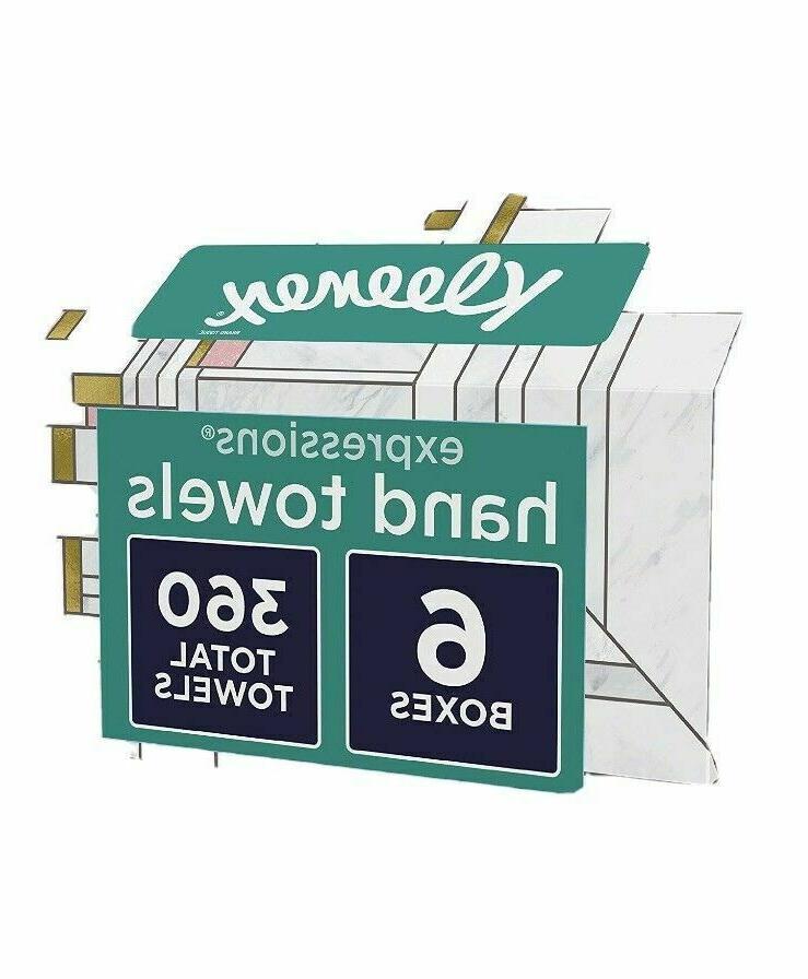 NEW Kleenex Disposable Hand - Ct/Box 360