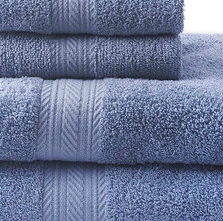 New Bath Set Towels Washcloths