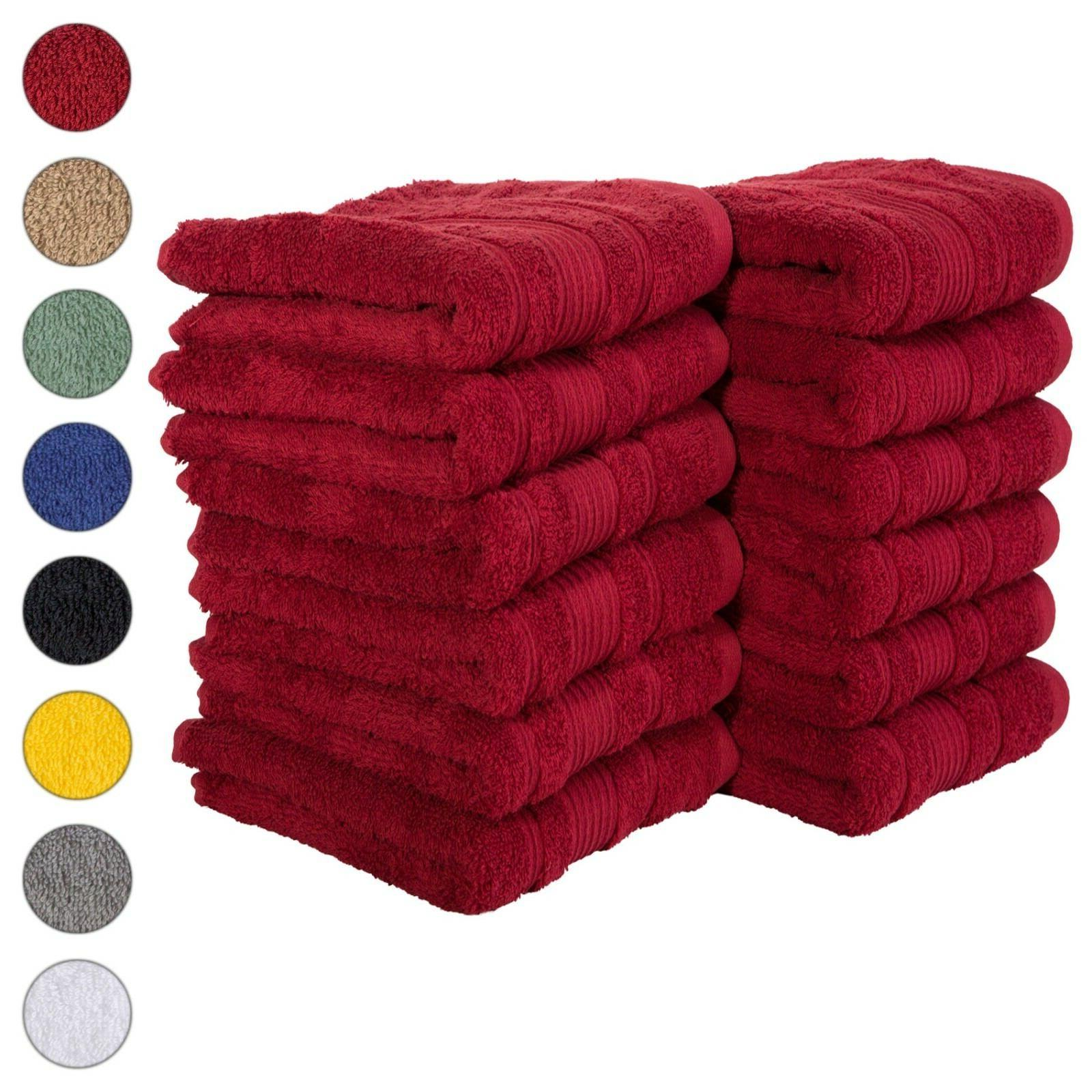 NEW BURGUNDY Color ULTRA SUPER SOFT LUXURY PURE TURKISH 100%