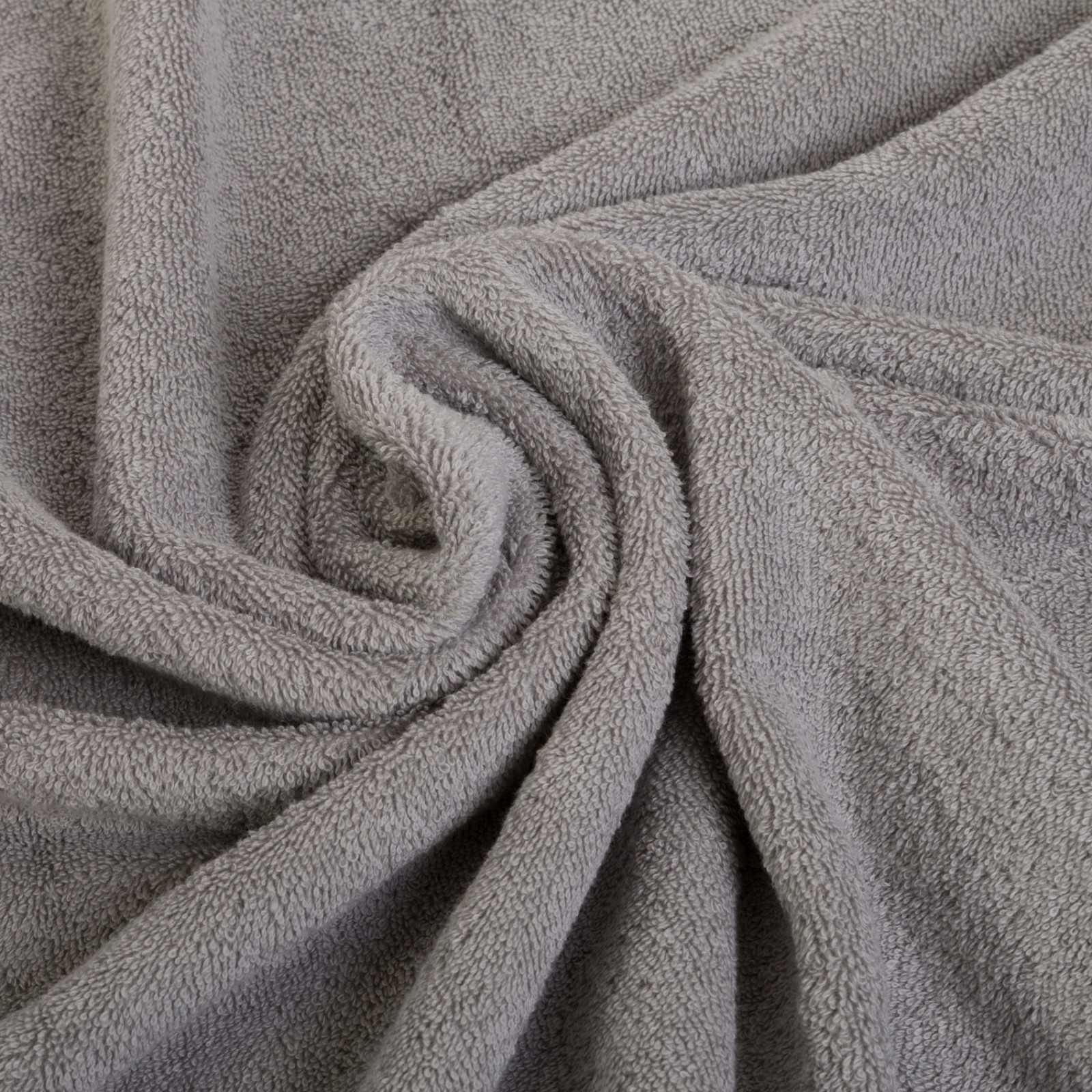 NEW GRAY SUPER LUXURY TURKISH COTTON HAND TOWELS