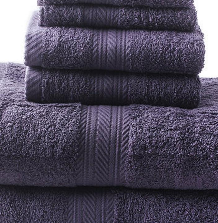 New Piece Bath Towels Washcloths Absorbent