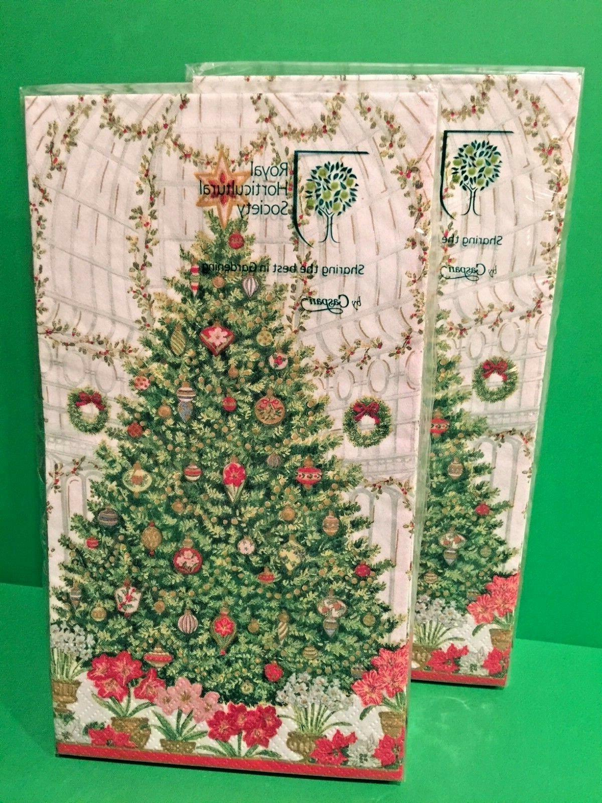 new two 3 ply hand guest towels