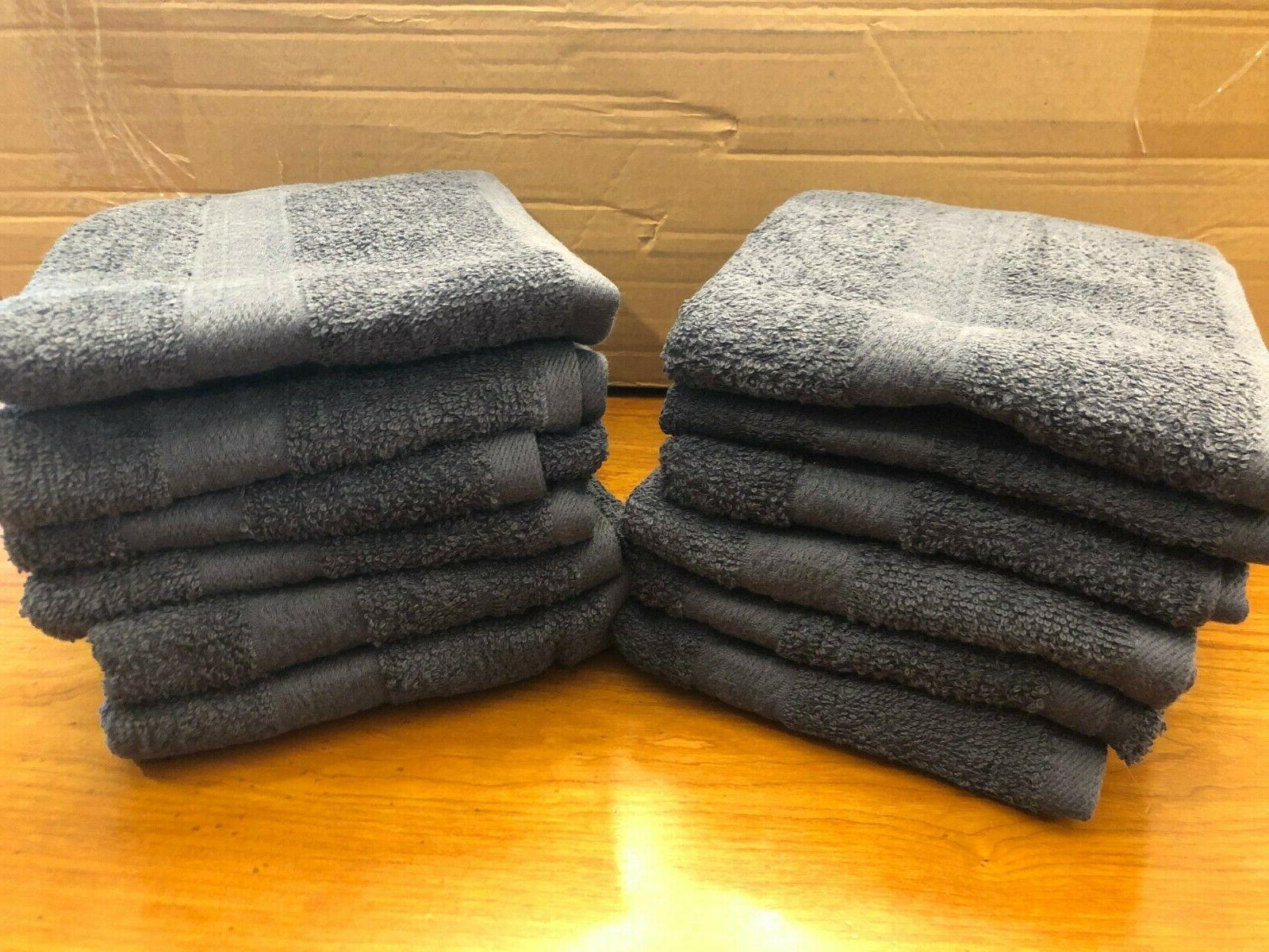 NIP New 12 Cotton Wash Hand