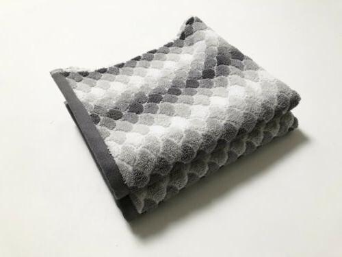 NWT Home Fish Towels White