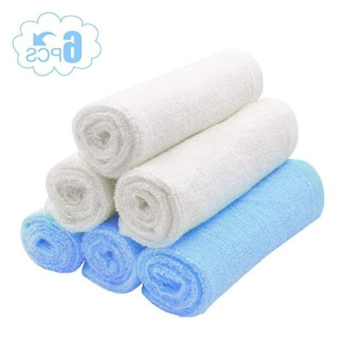 organic bamboo washcloths ultra soft