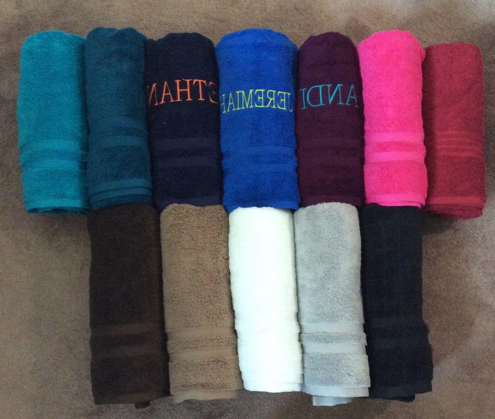 "Personalized Hand Towel 16""x26"""
