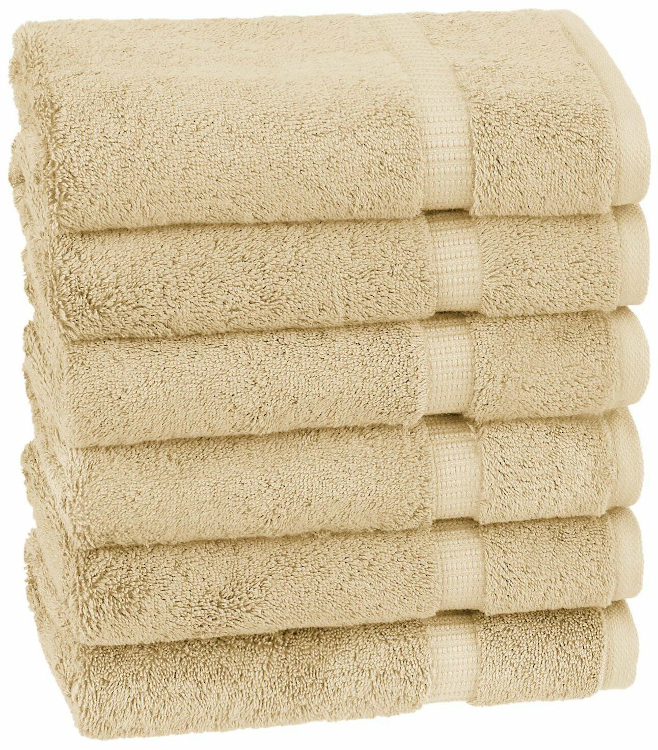 Pinzon Organic Towels , Blue