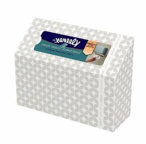 Kleenex Hand Paper Towels 60ct, 2/pk, 6/cs - SHIPPING