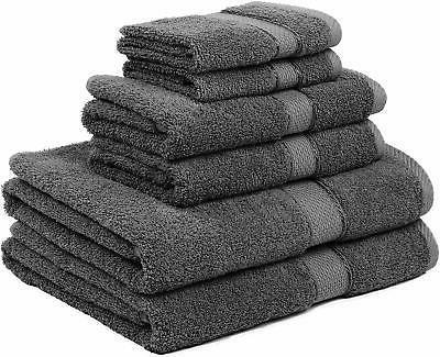 Premium Bamboo Piece Towel (2 Bath Towels, Hand Towels 2