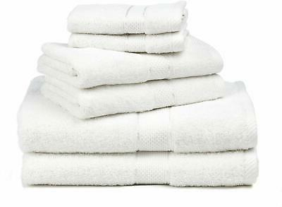 Premium Bamboo Cotton Piece Towel Set Bath Towels, 2 Towels