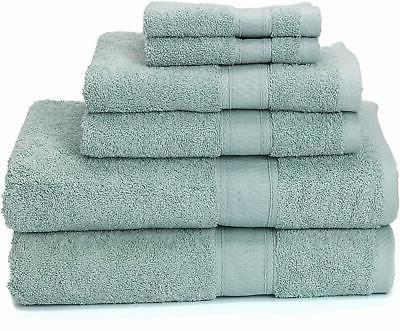 Piece Bath Towels, 2 Towels and 2