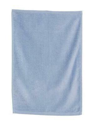 q tees hemmed hand towel t200