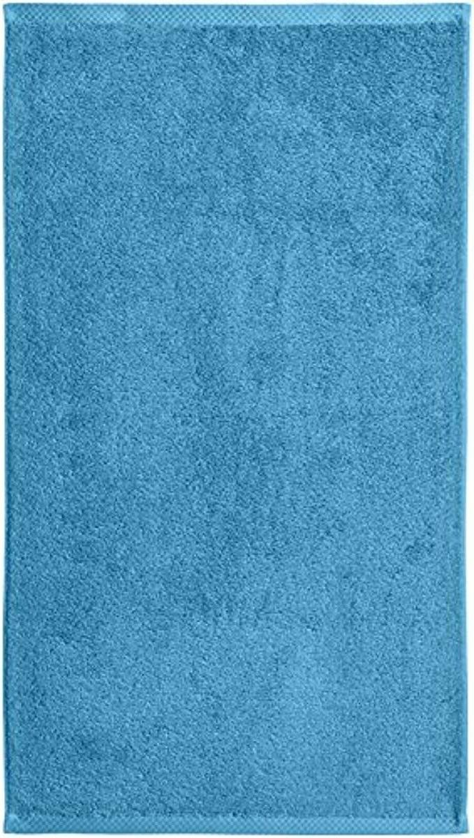 AmazonBasics Towels - 100% Lake Blue