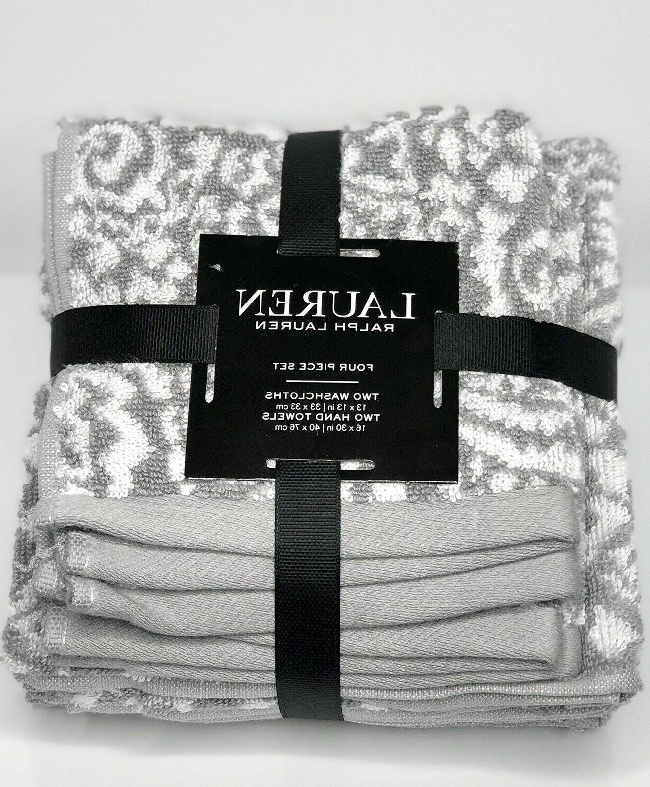 RALPH Towel Set 2 Towels 2 cotton