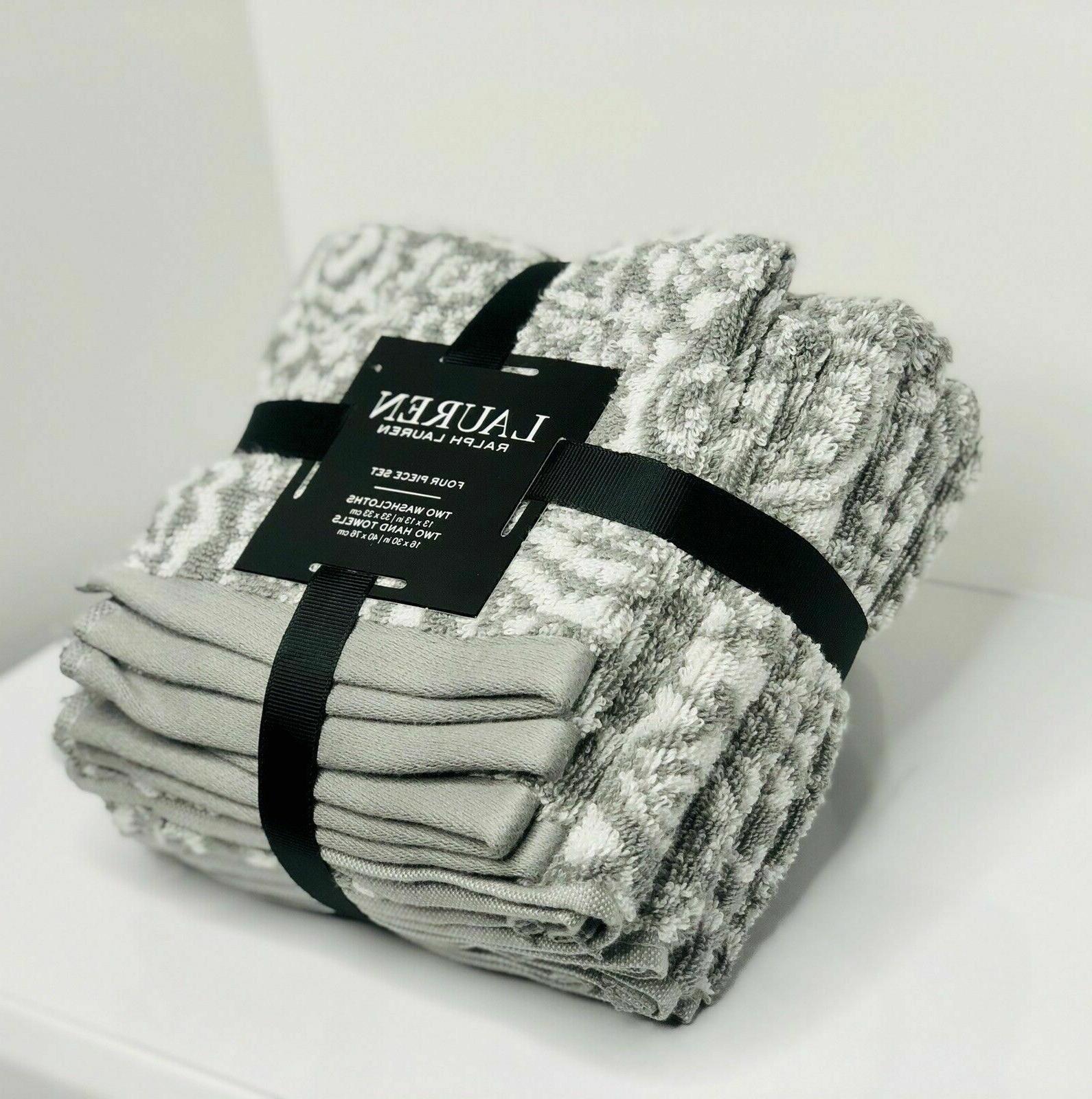 ralph lauren 4 piece towel set 2
